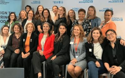 UN WOMEN Oct 1, 2019 -Women Empowerment Principles (WEPs) Accelerator Workshop