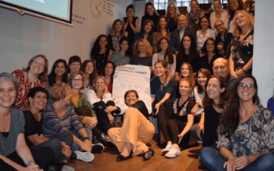 """""""Dönüşüm"""" Hareketinin İçindeki """"Kadın Hareketi"""" [B Corp Summit 2019]"""