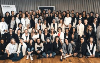 Más de 80 mujeres B se reunirán para afianzar su compromiso como agentes de cambio