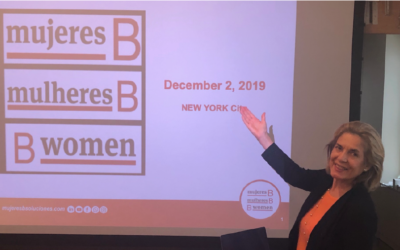 B Women Networking in New York (United States)