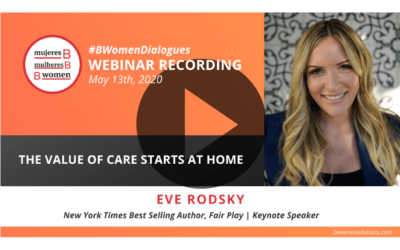 Webinar – The Value of Care Starts at Home