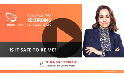 Recording #bwsWEBINAR | Is it safe to be me?
