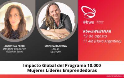 Impacto Global del Programa 10,000 Mujeres Líderes Emprendedoras (ES)