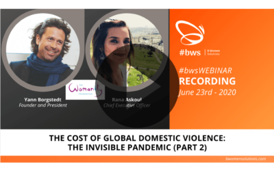 Recording #bwsWEBINAR | How media can challenge gender stereotypes that have been reinforced by the pandemic?