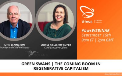 GREEN SWANS: The Coming Boom in Regenerative Capitalism (EN)