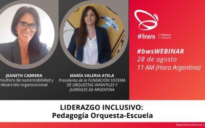 LIDERAZGO INCLUSIVO: Pedagogía Orquesta-Escuela (ES)