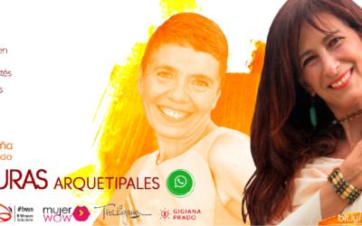 LECTURAS ARQUETIPALES con Tere Egaña acompañada por Gigiana Prado
