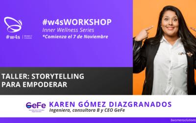 Storytelling para empoderar (ES)