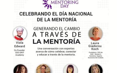 Celebrando la MENTORIA en su día Internacional: una habilidad clave para la paridad de genero (ES)