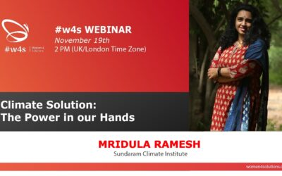 Climate Solution: The power in our hands (EN)