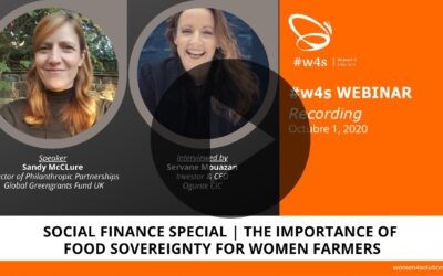 How food sovereignty helps women farmers combat climate change and the global food system