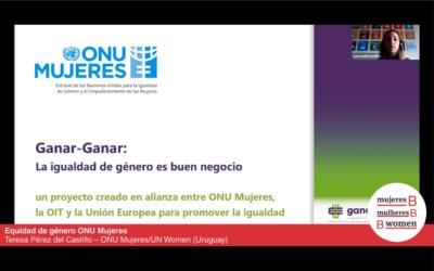 Webinar – Equidad de Género: ONU Mujeres