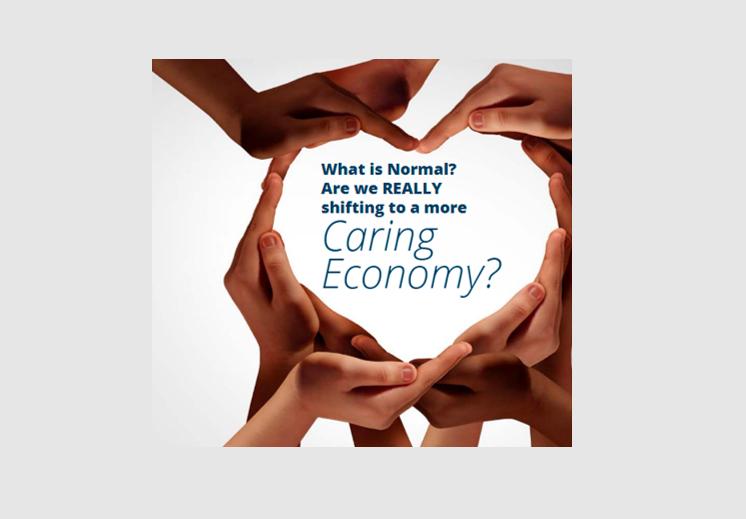 ¿Hoy que es normal? ¿Estamos movilizándonos hacia a una economía del cuidado? – Laura Giadorou Koch