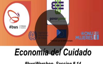 Recording w4sWEBINAR  | #w4s-ONUMujeres Clase #14 – Septiembre 17 Laura Giadorou Koch -ECONOMIA del CUIDADO
