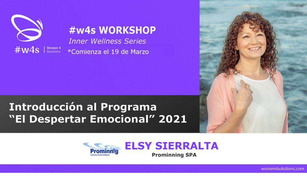 """Introducción al Programa """"El Despertar Emocional"""" 2021 (ES)"""