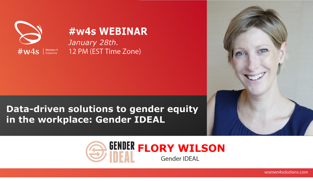 Data-driven solutions to gender equity in the workplace: Gender IDEAL (EN)