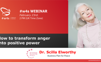 How to transform anger into positive power (EN)
