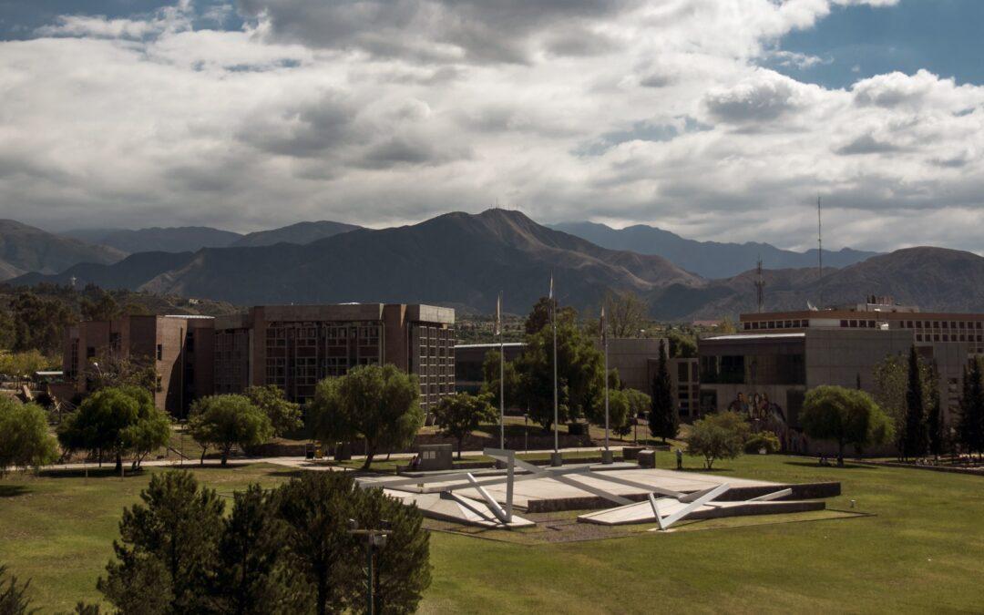 Clase Magistral sobre Economía del Cuidado en la Universidad Nacional de Cuyo – Argentina