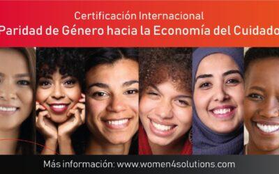 Certificación Paridad de Género hacia la Economía del Cuidado: Buenas Prácticas y Herramientas para la Autonomía y el Desarrollo de Negocios Sostenibles (ES)
